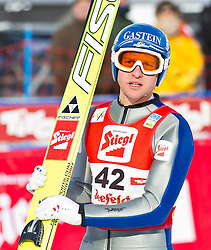 19.12.2011, Casino Arena, Seefeld, AUT, FIS Nordische Kombination, Ski Springen HS 109, im Bild Bernhard Gruber (AUT) // Bernhard Gruber of Austria during Ski jumping at FIS Nordic Combined World Cup in Sefeld, Austria on 20111211. EXPA Pictures © 2011, PhotoCredit: EXPA/ P.Rinderer