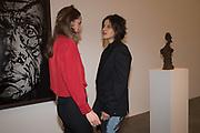 SONIA ADAMCZAK; TATI COTLIAR,  Substance and Shadow; Alberto Giacometti cculptures and their photographs by Peter Lindbergh. Gagosian, Britannia Street, WC1X 9JD