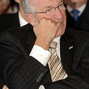NLD/Huizen/20060323 - Afscheid burgemeester Jos Verdier als burgemeester van Huizen, wethouder Jaap Kos