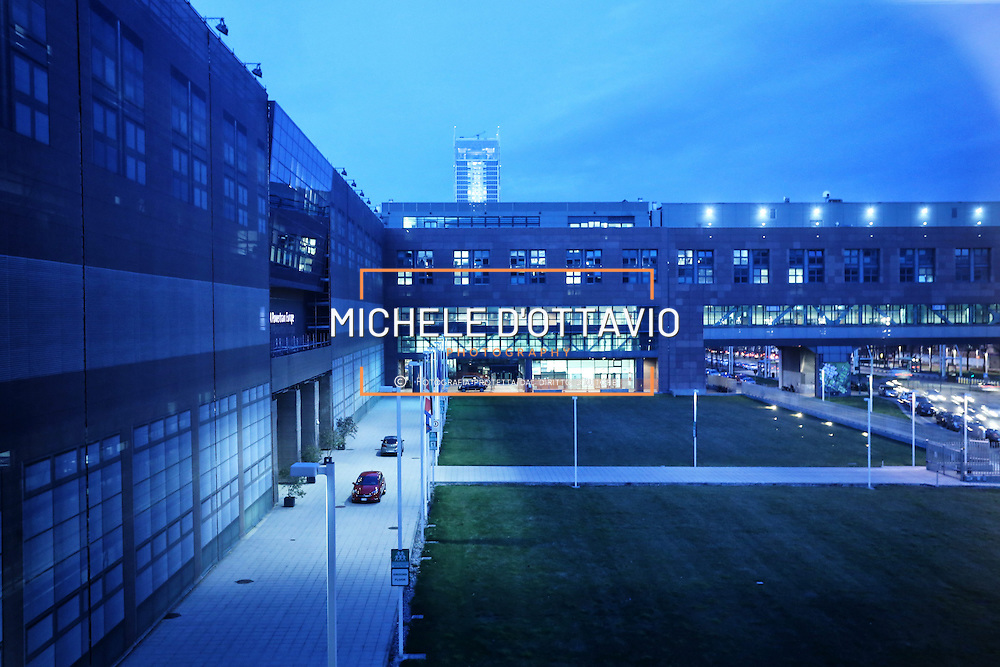 Sede GM Powertrain Engineering Center Torino,<br /> in uno degli edifici della cittadella del Politecnico, &egrave; un centro di competenza per il design di powertrain diesel di General Motors