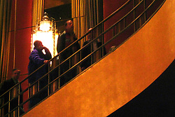 Hiking the Staircase to the Mezzanine, Furthur Concert at Radio City Music Hall New York 24 February 2010