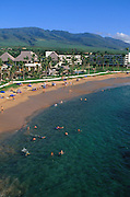 Kaanapali, Maui, Hawaii, USA<br />