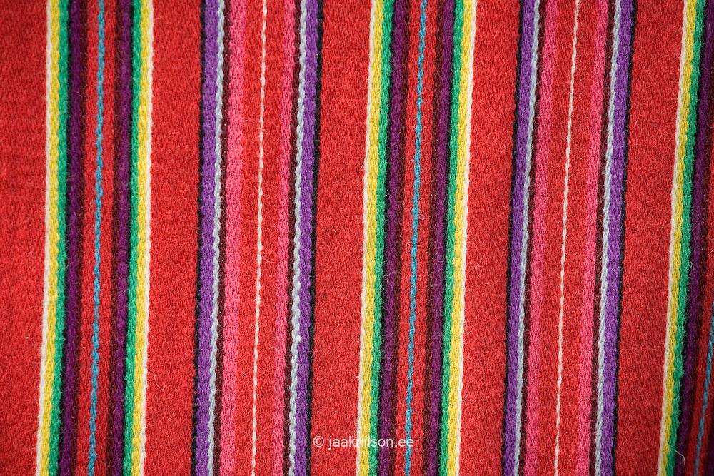 Knitting Pattern of Estonian National Costume, Skirt