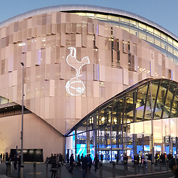 22,10,2019 Tottenham Hotspur and Red Star Belgrade