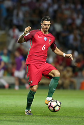 August 31, 2017 - Porto, Portugal - Portugal's defender Jose Fonte in action during the 2018 FIFA World Cup qualifying football match between Portugal and Faroe Islands at the Bessa XXI stadium in Porto, Portugal on August 31, 2017. (Credit Image: © Pedro Fiuza/NurPhoto via ZUMA Press)