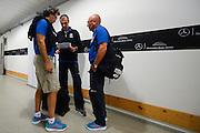 DESCRIZIONE: Berlino EuroBasket 2015 - Allenamento<br /> GIOCATORE:Simone Pianigiani Luca Dalmonte<br /> CATEGORIA: Allenamento<br /> SQUADRA: Italia Italy<br /> EVENTO:  EuroBasket 2015 <br /> GARA: Berlino EuroBasket 2015 - Allenamento<br /> DATA: 04-09-2015<br /> SPORT: Pallacanestro<br /> AUTORE: Agenzia Ciamillo-Castoria/M.Longo<br /> GALLERIA: FIP Nazionali 2015<br /> FOTONOTIZIA: Berlino EuroBasket 2015 - Allenamento