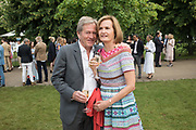 JOHN PAWSON, CATHERINE PAWSON, The Serpentine Party pcelebrating the 2019 Serpentine Pavilion created by Junya Ishigami, Presented by the Serpentine Gallery and Chanel,  25 June 2019