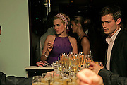 Maggie Grace , Eddie Redmayne and Jamie Dornan, Natalia Vodianova and Elle Macpherson host a dinner in honor of Francisco Costa (creative Director for women) and Italo Zucchelli (creative director for men)  of Calvin Klein. Locanda Locatelli, 8 Seymour St. London W1. ONE TIME USE ONLY - DO NOT ARCHIVE  © Copyright Photograph by Dafydd Jones 66 Stockwell Park Rd. London SW9 0DA Tel 020 7733 0108 www.dafjones.com
