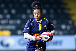 Jade Shekells of Worcester Warriors Women - Mandatory by-line: Robbie Stephenson/JMP - 11/01/2020 - RUGBY - Sixways Stadium - Worcester, England - Worcester Warriors Women v Richmond Women - Tyrrells Premier 15s