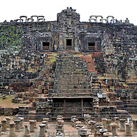 Introduction of Angkor Thom in Angkor Archaeological Park, Cambodia<br />