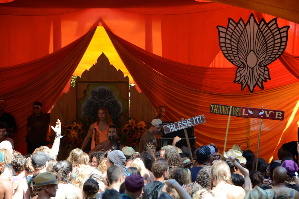 Medicine for the People at Beloved Sacred Arts Festival 2013