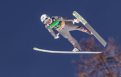 24.03.2019, Planica, Ratece, SLO, FIS Weltcup Ski Sprung, Skiflug, Einzelbewerb, Finale, im Bild Daniel Huber (AUT) // Daniel Huber of Austria during the individual competition of the FIS Ski Flying World Cup Final 2019. Planica in Ratece, Slovenia on 2019/03/24. EXPA Pictures © 2019, PhotoCredit: EXPA/ JFK