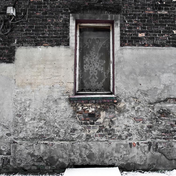 Katowitz, Poland, jan. 2010. Il quartiere di Bogucice, di cui parla Primo Levi ne La Tregua.