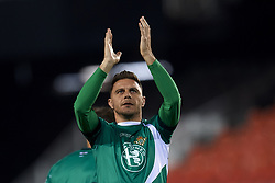 February 28, 2019 - Valencia, Valencia, Spain - Joaquin of Betis during the Copa del Rey Semi Final match second leg between Valencia CF and Real Betis Balompie at Mestalla Stadium in Valencia, Spain on February 28, 2019. (Credit Image: © Jose Breton/NurPhoto via ZUMA Press)
