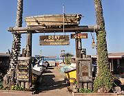 Newport Beach Dory Fishing Fleet Entrance