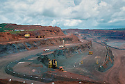 Carajas Open Cast Mine, Brazil.