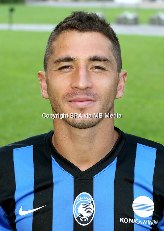 Italian League Serie A -2014-2015 / <br /> Carlos Carmona -<br /> ( Atalanta Bergamasca Calcio )