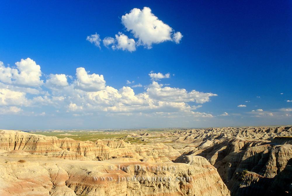 Badlands National Park. Interior, South Dakota