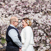 Melissa and Bradley - Central Park, NY