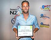2017 Tennis NZ Awards