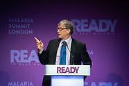 The Malaria Summit, London, 2018