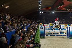Lansink Jos (BEL) - Casper van Spieveld<br /> Grand Prix Topsport Vlaanderen<br />  Mechelen 2011<br /> © Dirk Caremans