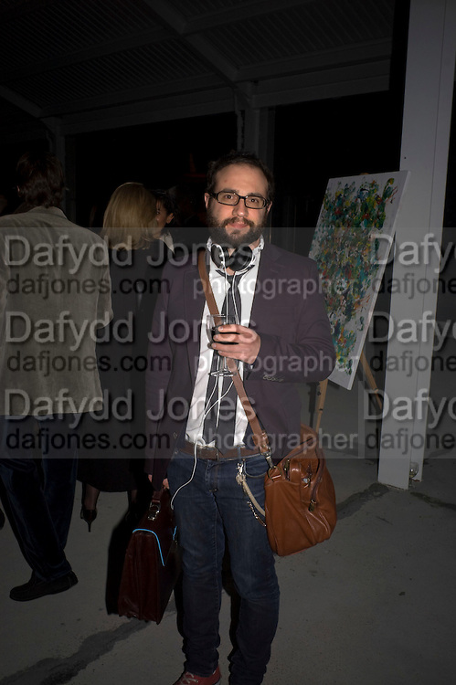 DAVID MANSUETO, ArtSensus presents ' Naked Soul' by Meredith Ostrom in support of Youth for Youth. Howick Place. London. 12 March 2009
