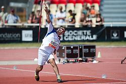 BARAIAN Ciprian, ROU, Javelin, F46, 2013 IPC Athletics World Championships, Lyon, France