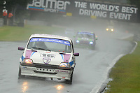 #16 Lee Connell Rover Metro during the MGCC Drayton Manor Park MG Metro Cup at Oulton Park, Little Budworth, Cheshire, United Kingdom. September 03 2016. World Copyright Peter Taylor/PSP.