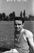 Dobbyn, S. (Ballincollig) at National Athletic and Cycling Association (NACA) Championships.05/07/1952