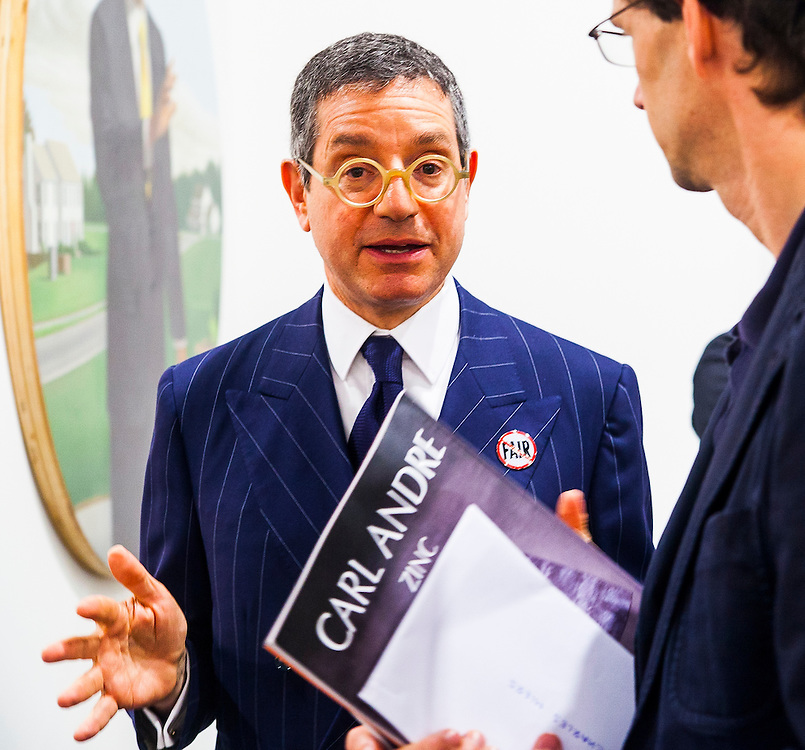 Art dealer Jeffrey Deitch