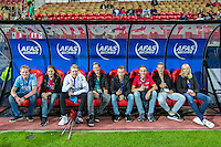 ALKMAAR - 24-09-2016, AZ - Go Ahead Eagles, AFAS Stadion,