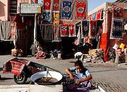 MAROC, Marrakesh: souk