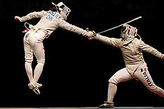20080809 Olympics Beijing 2008, Fægtning.