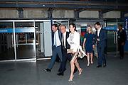 RUPERT MURDOCH; WENDI DENG, Summer party hosted by Rupert Murdoch. Oxo Tower, London. 17 June 2009
