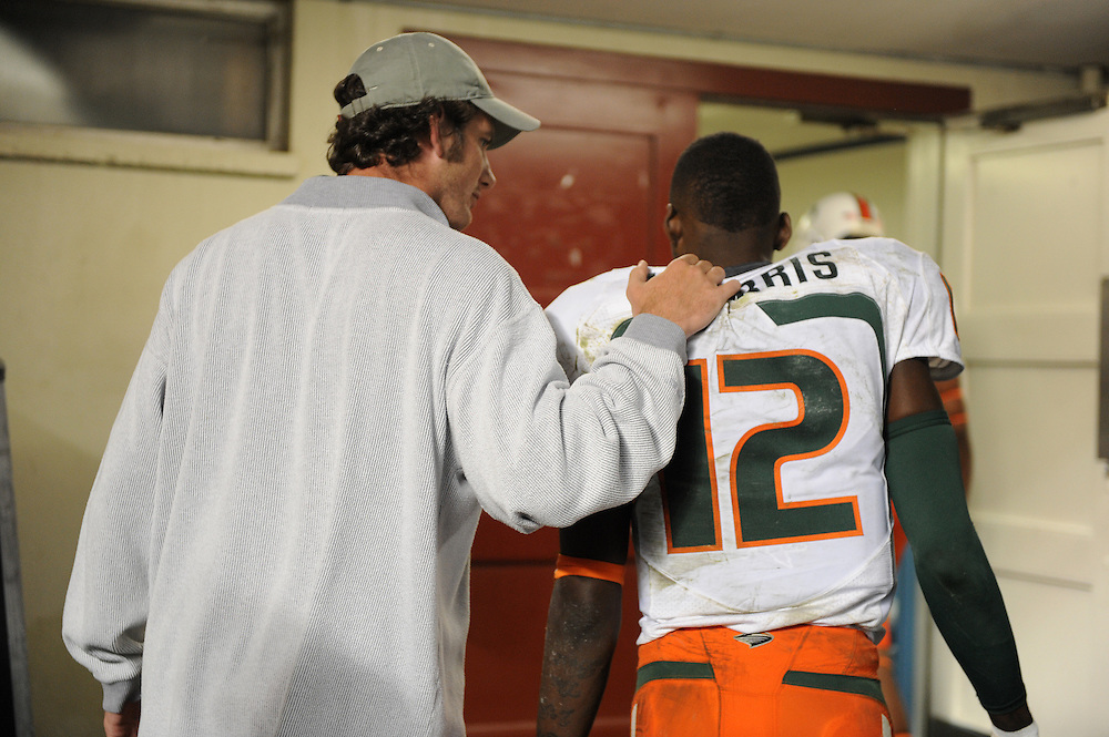2009 Miami Hurricanes Football @ North Carolina