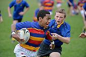 20130902 Hurricanes Under15 Rugby Tournament - Wairarapa College v Tawa College