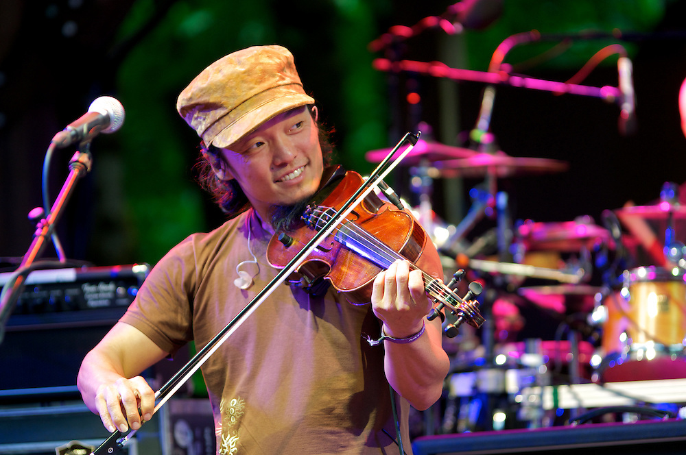 String Cheese Incident, Horning's Hideout, Michael Kang