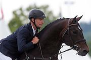 Patrick Stuhlmeyer - Lenitas 2<br /> World Equestrian Festival, CHIO Aachen 2013<br /> © DigiShots
