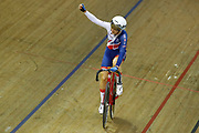 Women Elimination Race, Laura Kenny (Great Britain), gold medal, during the Track Cycling European Championships Glasgow 2018, at Sir Chris Hoy Velodrome, in Glasgow, Great Britain, Day 4, on August 5, 2018 - Photo Luca Bettini / BettiniPhoto / ProSportsImages / DPPI - Belgium out, Spain out, Italy out, Netherlands out -