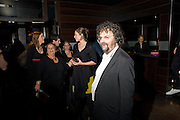 Steven Poliakoff, The afterparty following the press night of 'No Man's Land', at Mint Leaf. Haymarket October 7, 2008 *** Local Caption *** -DO NOT ARCHIVE-© Copyright Photograph by Dafydd Jones. 248 Clapham Rd. London SW9 0PZ. Tel 0207 820 0771. www.dafjones.com.
