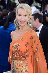 May 16, 2019 - WORLD RIGHTS..Cannes, France, 16.05.2019, 72th Cannes Film Festival in Cannes. The 72th edition of the film festival will run from May 14 to May 25. ..Red carpet ''Rocketman''..NZ. Lady Victoria Hervey ..Fot. Radoslaw Nawrocki/FORUM (FRANCE - Tags: ENTERTAINMENT; RED CARPET) (Credit Image: © FORUM via ZUMA Press)