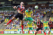 Norwich City v Bournemouth 300814