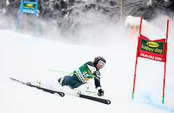Willis Feasey of New Zeland during 1st run of Men's GiantSlalom race of FIS Alpine Ski World Cup 57th Vitranc Cup 2018, on March 3, 2018 in Kranjska Gora, Slovenia. Photo by Ziga Zupan / Sportida