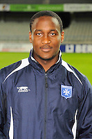 Donovan LEON - 31.10.2014 - Auxerre / Brest - 13eme journee Ligue 2<br />