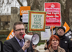 11 Mar. 2014 - Protest against the Governments proposed Care Bill.