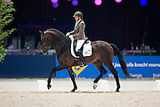 Emmelie Scholtens - Ampere<br /> Hippisch Hengelo 2009<br /> © DigiShots