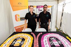 QUT Careers Fair - March 7, 2016: Gardens Point, Brisbane, Queensland, Australia. Credit: Pat Brunet / Event Photos Australia