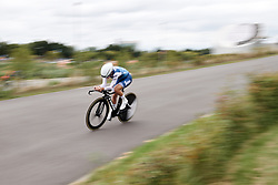 Lizzie Deignan (GBR) at Boels Ladies Tour 2019 - Prologue, a 3.8 km individual time trial at Tom Dumoulin Bike Park, Sittard - Geleen, Netherlands on September 3, 2019. Photo by Sean Robinson/velofocus.com