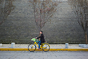 Bike Sharing platforms in China are becoming increasingly popular with Ofo and Mobike services taking prime position. These bikes do not require a docking station and instead have a built in lock and GPS system. Whilst this is a great system used by many people, more it would seem than bike owners problems have begun to appear in the random parking of these bikes and the patiences of pedestrians and the local authorities. Images taken in Shanghai during the month of November 2017